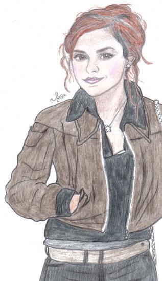 Emma Watson par Sofya